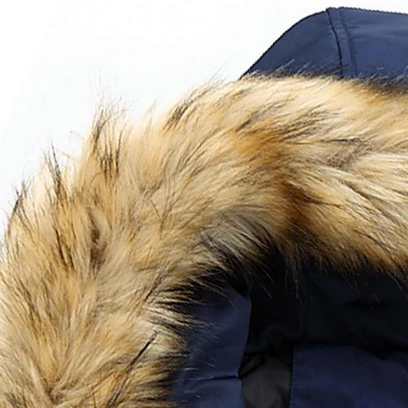 ファッション冬の綿のジャケットコート厚く暖かい綿パーカー Jakcets 男性熱厚みカジュアル軍軍事ウインドブレーカー