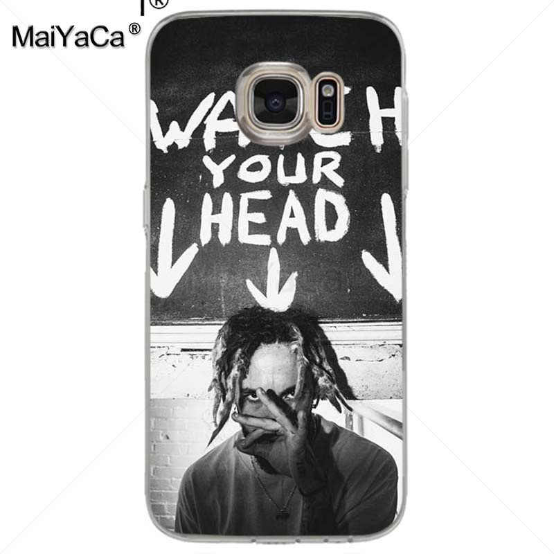Maiyaca Uicideboy Suicideboys Ftp Luxury Transparent Soft Phone Case For Samsung Galaxy S7 S6 Edge Plus S5 S9 S8 Plus Case