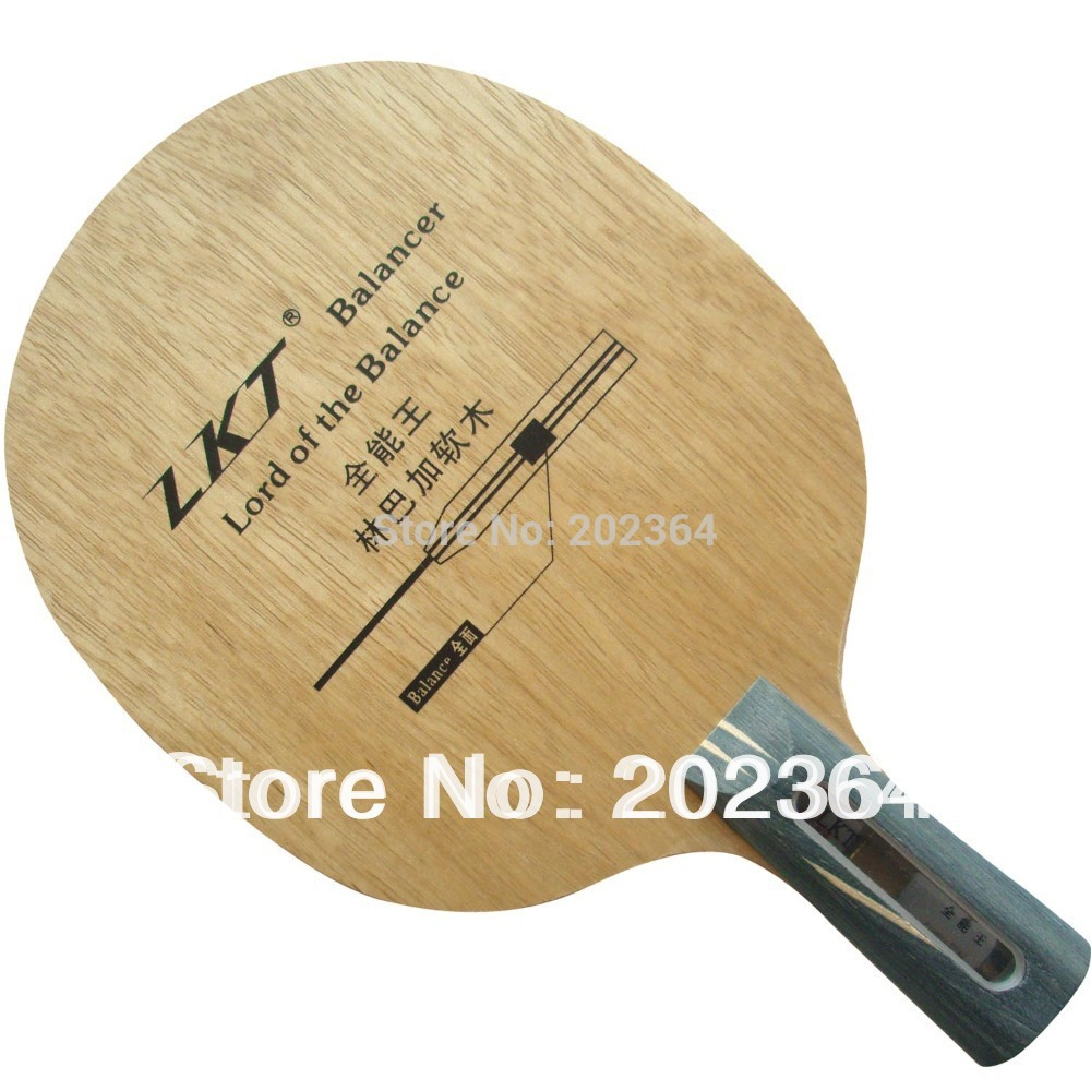 LKT Balancer Lord of the Balance L 2004 7 Plywood Table Tennis Blade for PingPong Racket penhold short handle CS|Table Tennis Rackets|Sports & Entertainment - title=
