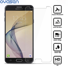 2 Pcs/Lot Premium HD Tempered Glass For Samsung Galaxy J7 2017 Pro 9H 2.5D Toughened Screen Protector Cover Film