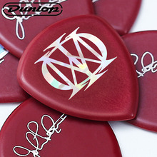 Dunlop John Petrucci Signature Guitar Picks 2.0MM Thickness Classic Mediator Acoustic Electric Guitar Bass Ukulele Picks