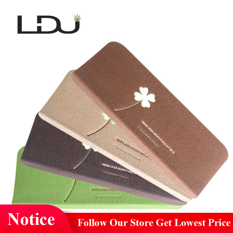 RULDGEE Four-Leaf Clover Luminous Self-adhesive Non-slip Stair Carpet Mat Floor Protector Mats Safety for Kids Elders and Pets