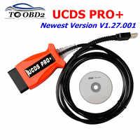 2019 UCDS Pro Für Ford UCDS PRO UCDSPRO Software V1.27.001 Volle Lizenz Ersetzen Für Ford Fahrzeug Kommunizieren Modul 2