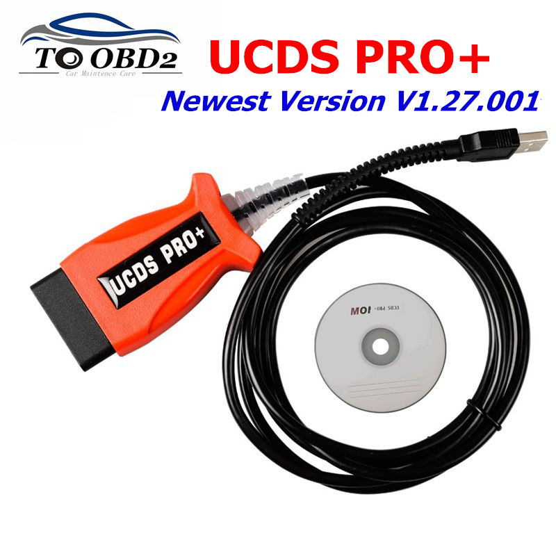 2019 UCDS Pro For Ford UCDS PRO UCDSPRO Software V1.27.001  Full Licence Replace For Ford Vehicle Communicate Module 2