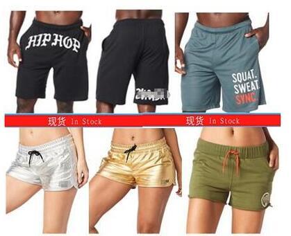 Woman Pants Woman Bottoms Hip Hop Honey Harem Pants Gold/silver S M L Yoga Pants P352 Sports & Entertainment Fitness & Body Building