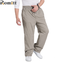 6XL Plus Size Men Cargo Pants Casual Loose Military Overalls Man's Sweatpants 5XL 4XL XXXL Spring Elastic Working Trousers