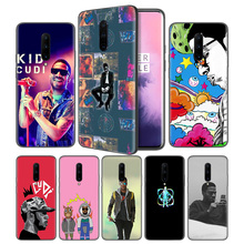 Kid Cudi Soft Black Silicone Case Cover for OnePlus 6 6T 7 Pro 5G Ultra-thin TPU Phone Back Protective