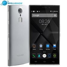 DOOGEE F5 3 GB RAM + 16 GB d'empreintes digitales mobile téléphones 5.5 Pouces FHD ROM Android5.1 Double SIM MTK6753 Octa Core WCDMA LTE