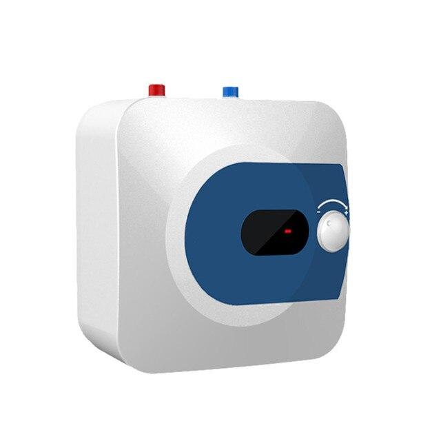 8L Kitchen Water Storage Electric Water Heater 1500W Household Fast Heating  Machine Grade 1 Energy Saving