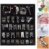 New Arrival High Quality 32 Pcs Set Free Shipping Presser Foot Feet For Domestic Sewing Machine
