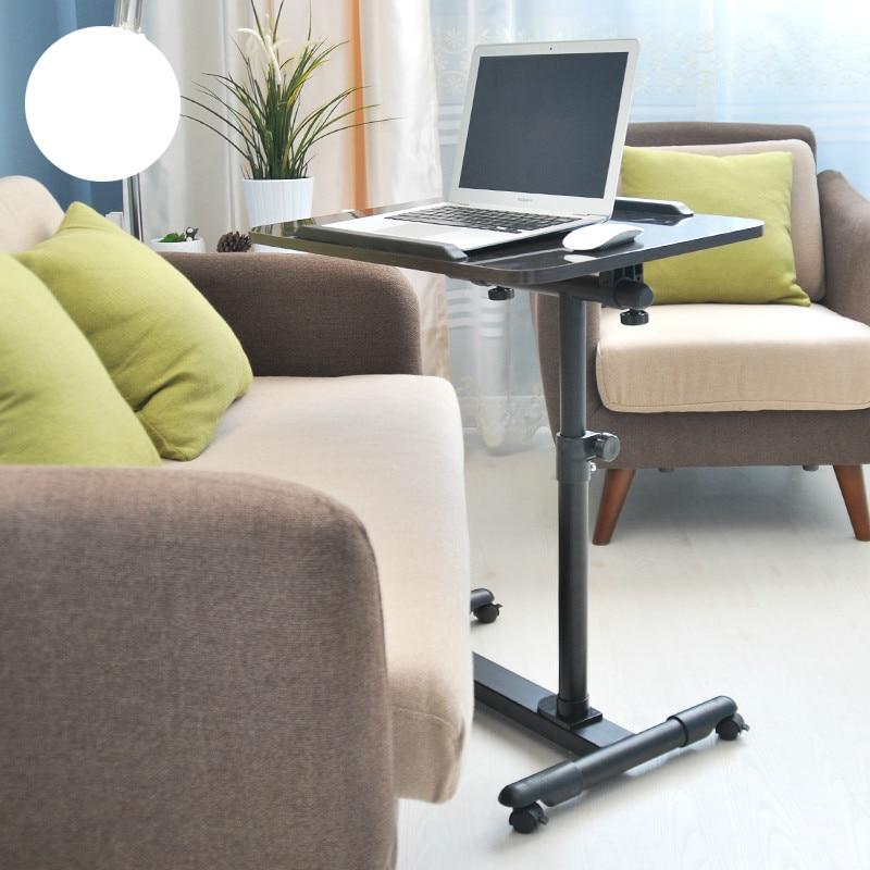 Multi- color movable folding  laptop desk simple lazy tableMulti- color movable folding  laptop desk simple lazy table