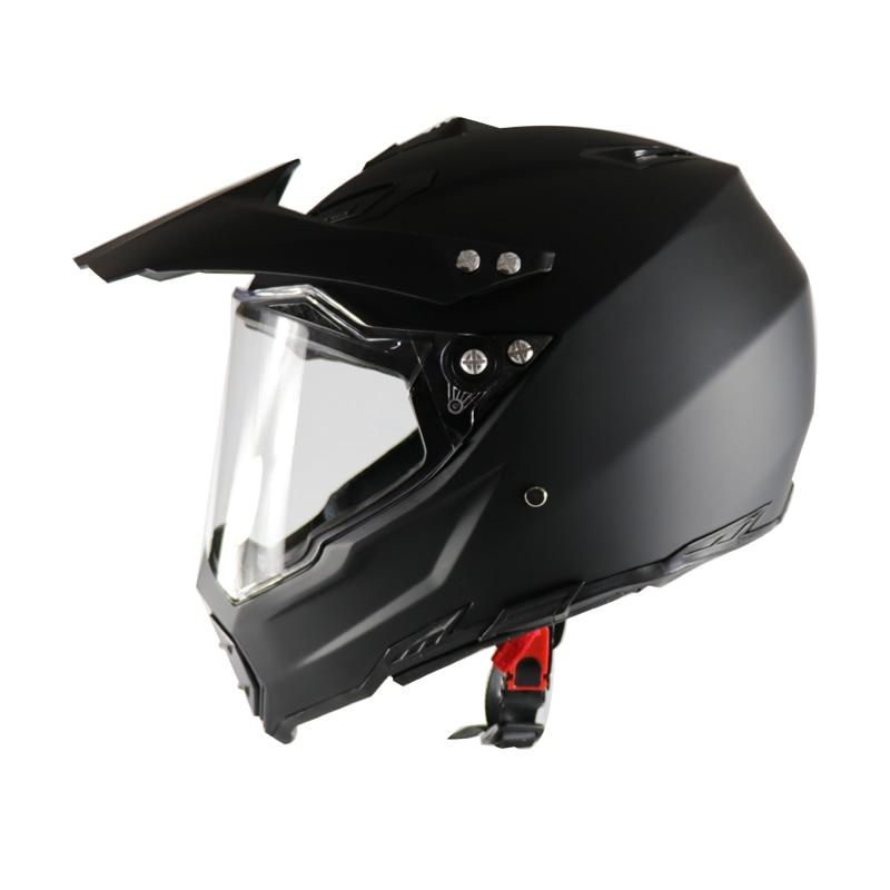 Topp ABS Motobiker hjälm Klassisk cykel MTB DH racing hjälm motocross downhill cykel hjälm 128