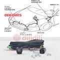 НОВЫЙ Туман Свет Лампы Переключатель Проводов для Nissan x trail rogue Sentra bluebird Sylphy QASHQAI 2 j11 листьев navara
