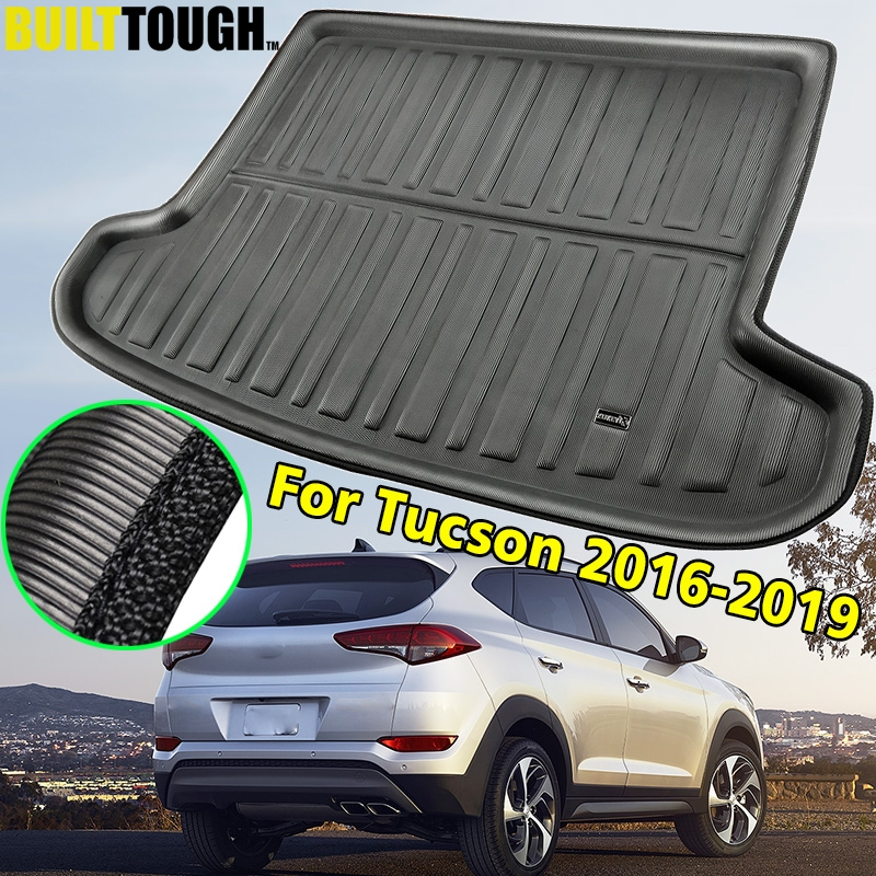 Natural moulded rubber bumper boot-lip tailgate protector anti slip waterproof