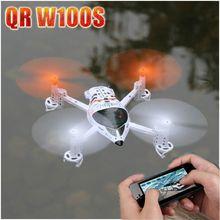 Qr-w100s Apple , и андроид телефон WiFi управления мини квадрокоптер с camrear, уникальные игрушки, quadcopter