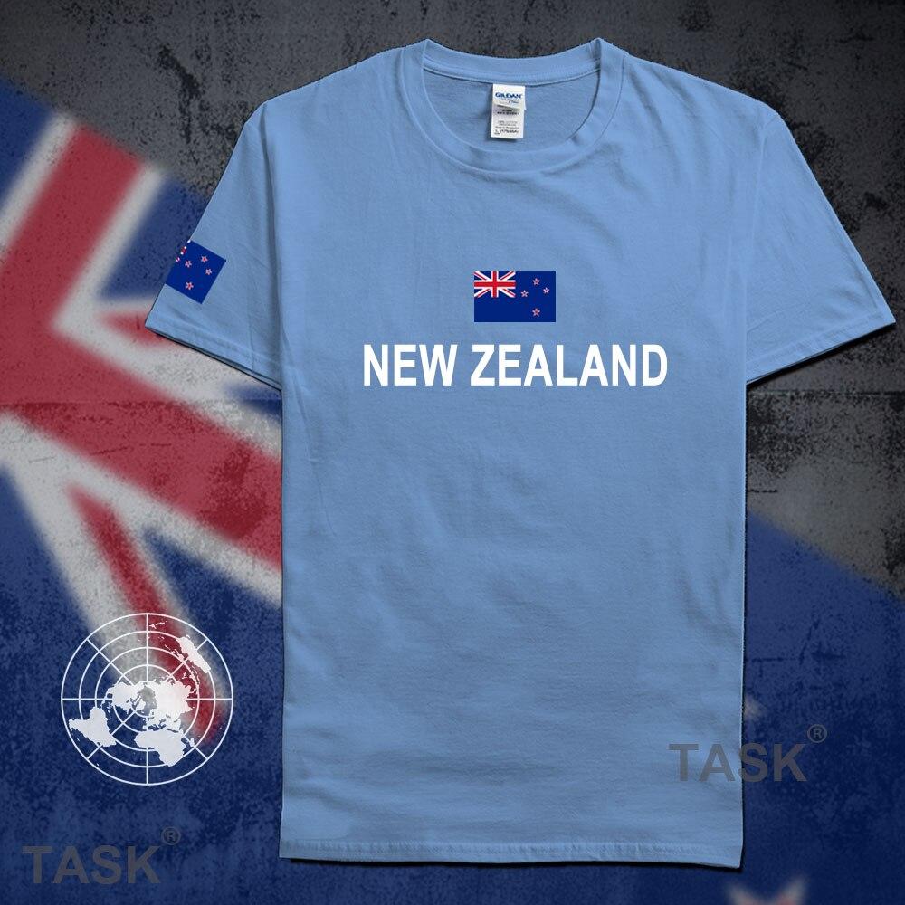 Design t shirt new zealand - New Zealand Mens T Shirts Fashion 2017 Jersey Hip Hop Nations Cotton T Shirt Meeting