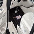 Para Mercedes Benz Classe E W212 2014-2015 Direita & Left Hand Drive Preto Dianteiro Traseiro Tapetes Tapete capa almofada