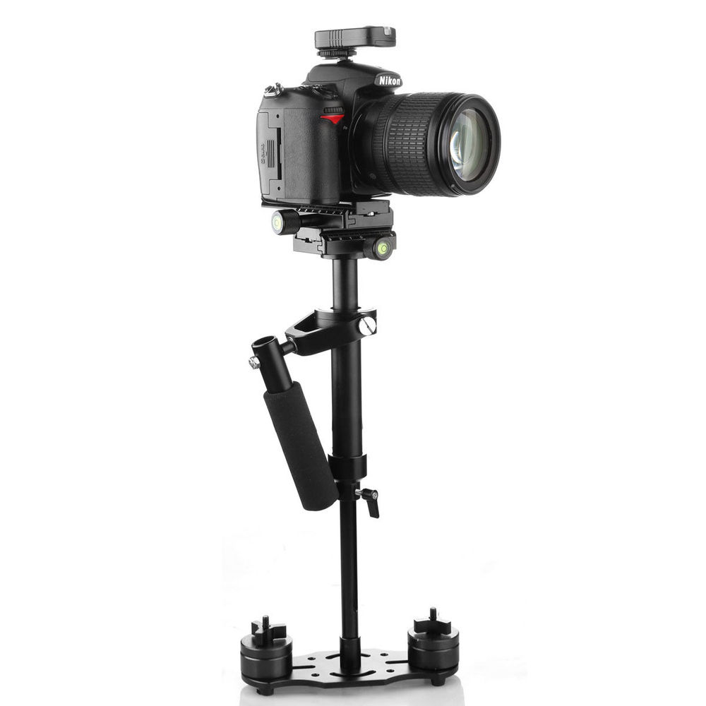 S40+ 40cm Handheld Stabilizer Steadicam for Canon Nikon DV DSLR Camera Video