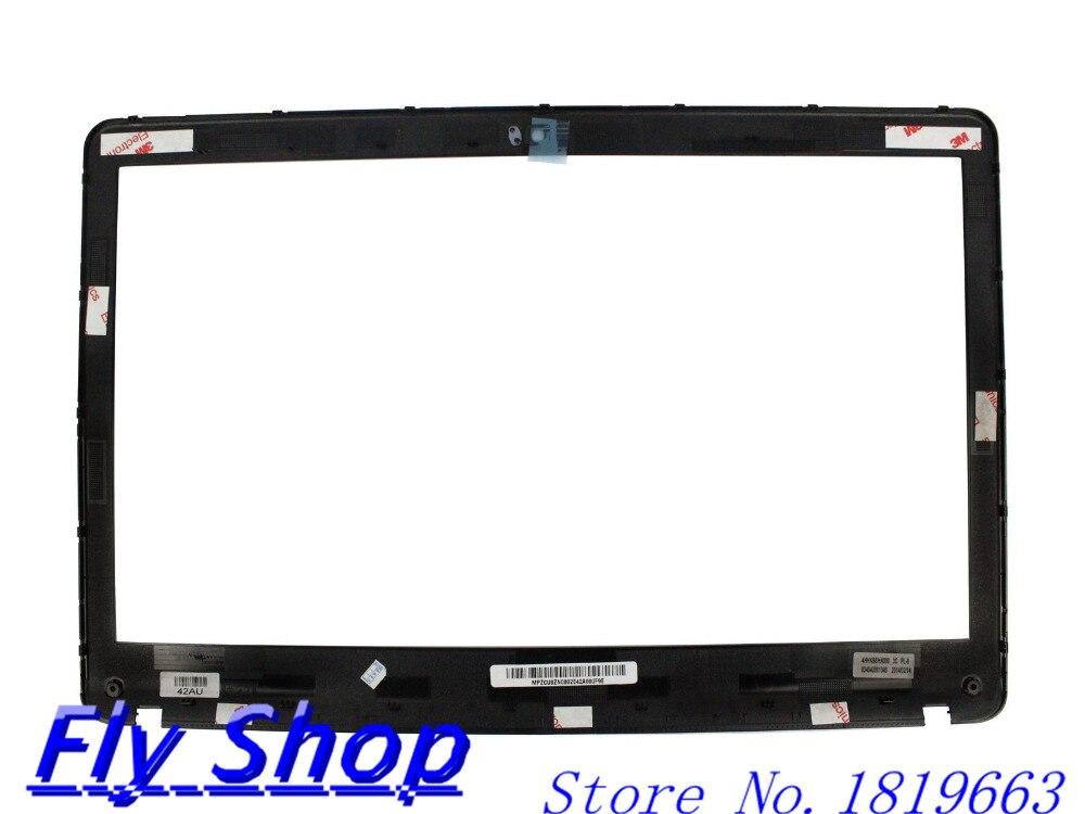 New/Original For Sony Vaio SVF151 SVF152 LCD Front Cover Bezel Frame 4HHK9BHN000  цены онлайн