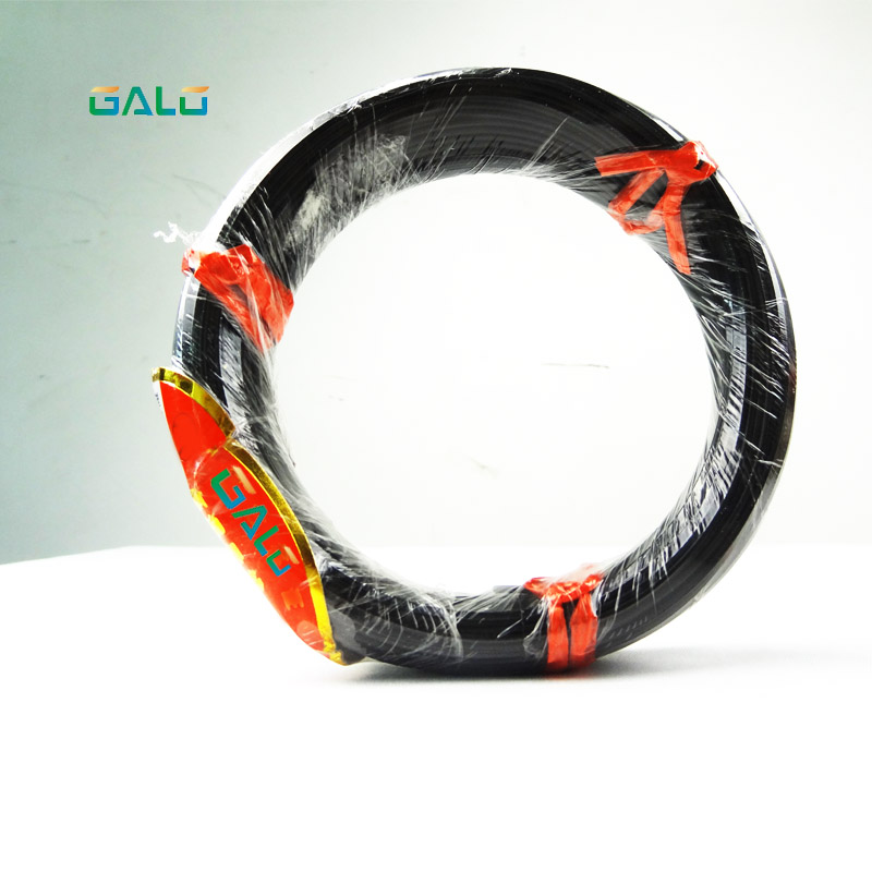 50m Per Pack Loop Cable Coil Wire For Vehicle Loop Detector Detection 0.75mm