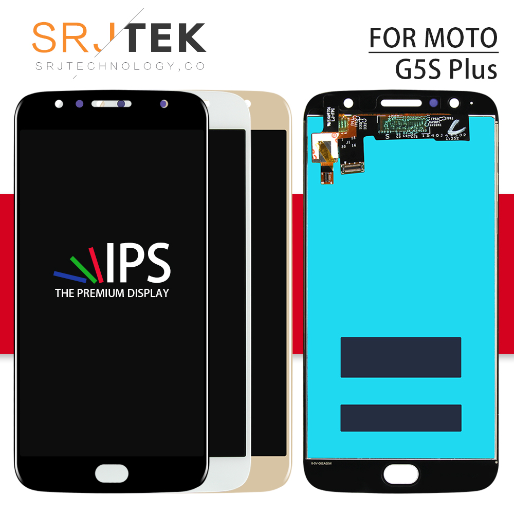 For Moto G5S Plus LCD Display Matrix Touch Screen Digitizer Assembly Frame G5S+ For Motorola Moto G5S Plus XT1805 ReplacementFor Moto G5S Plus LCD Display Matrix Touch Screen Digitizer Assembly Frame G5S+ For Motorola Moto G5S Plus XT1805 Replacement