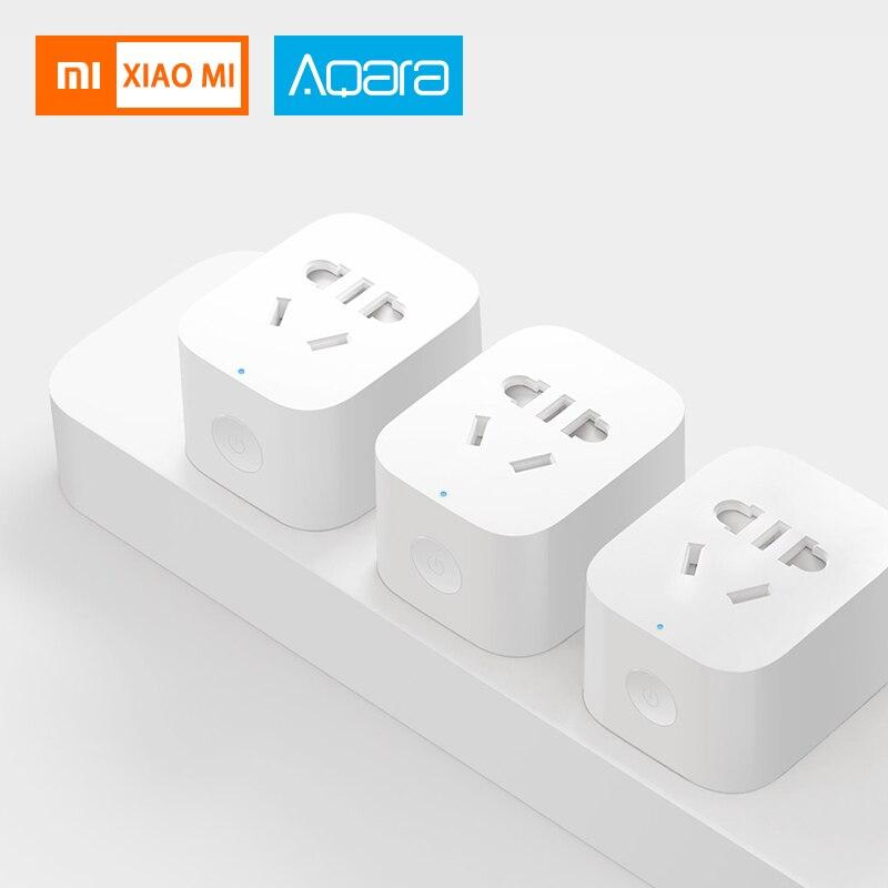 ♔ >> Fast delivery xiaomi mi smart wifi socket plug zigbee