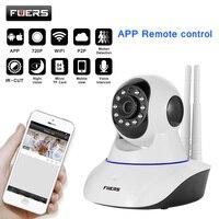 Fuers 720P IP Camera Wireless Wifi GSM Camera Home Security Camera Baby Monitor Night Vision Surveillance CCTV Camera Z05HT