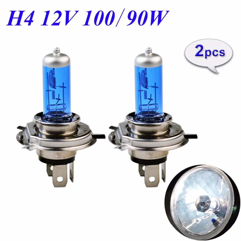 Mazda 626 MK5 100w Super White Xenon HID Low Dip//LED Trade Side Light Bulbs Set