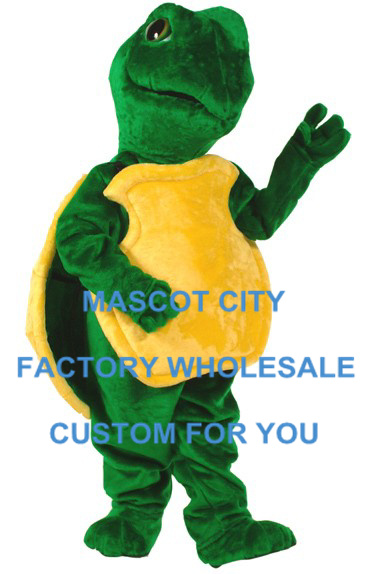 Deluxe Carnival Costumes Mascot Turtle Mascot Costume Adult School Performance Party Theme Mascotte Outfit Fit Fancy Dress SW921