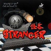 KTL Stranger Long Pips Out настольный тенниска резиновый без губки (Topsheet, OX) ракетка спорт