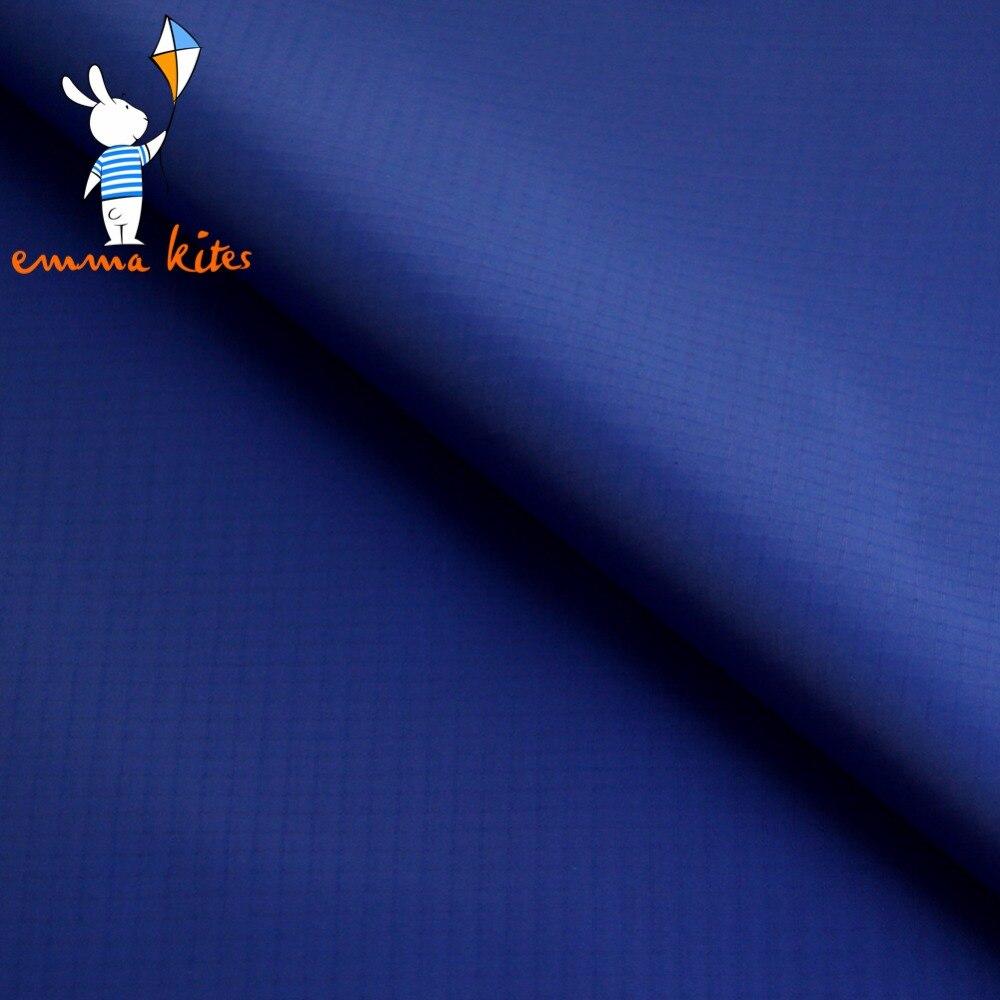 Tissu de cerf-volant en Nylon Ripstop 10 mètres PU enduit en plein air tissu étanche sac bannière faisant tissu tente bâche couverture sac - 5
