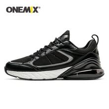 ONEMIX أحذية رياضية للرجال الشتاء الخريف احذية الجري في الهواء الطلق الركض حذاء رياضة امتصاص الصدمات وسادة الهواء لينة ميدسولي 270 حذاء
