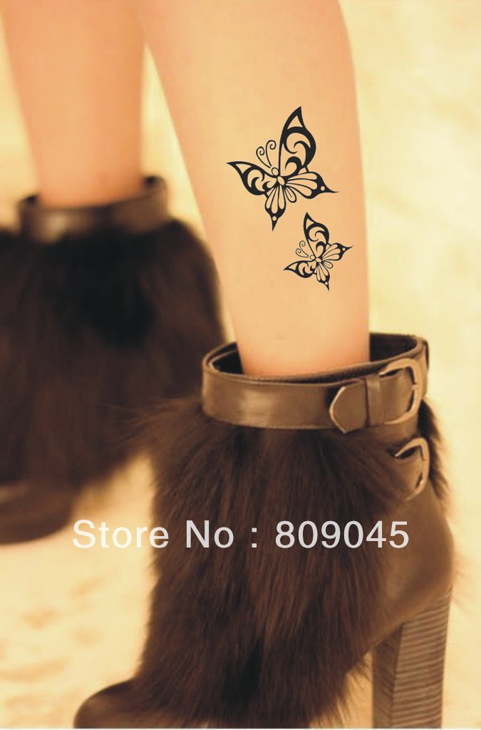 Winter women sexy tights/panty/knitting in stockings random style fa-Flocking tattooTT023-1pcs