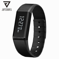 Vidonn X6 OLED Bluetooth Smartwatch Bracelet IP65 Waterproof Fitness Smart Wristband Sport Wearable Device For Android