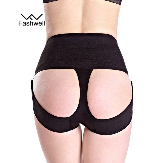 b59c75573339b 1666 Hot High Waist Women s Shapewear Panties butt lifter body shaper  slimming Waist underwear