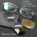 Óculos novos Quadros de Óculos Homens Mulheres Óculos de Armação Óculos Homens óculo Espetáculo Óptico Óculos Polarizados Óculos de Sol dos homens óculos de grau