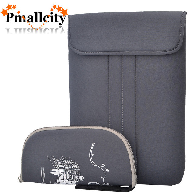 11.6 12 13 13.3 14 15 15.6 17 17.3 inch Laptop Sleeve Waterproof Notebook Case Protective Bag For Macbook Pro 13 Xiaomi Air