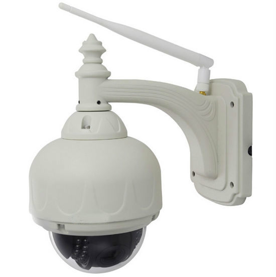 YobangSecurity waterproof Outdoor 720P wireless wifi PTZ security ip camera auto focus optical X4 zoom Network Dome Camera