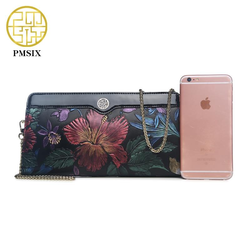 pmsix 2017 flor em relevo Color : Black