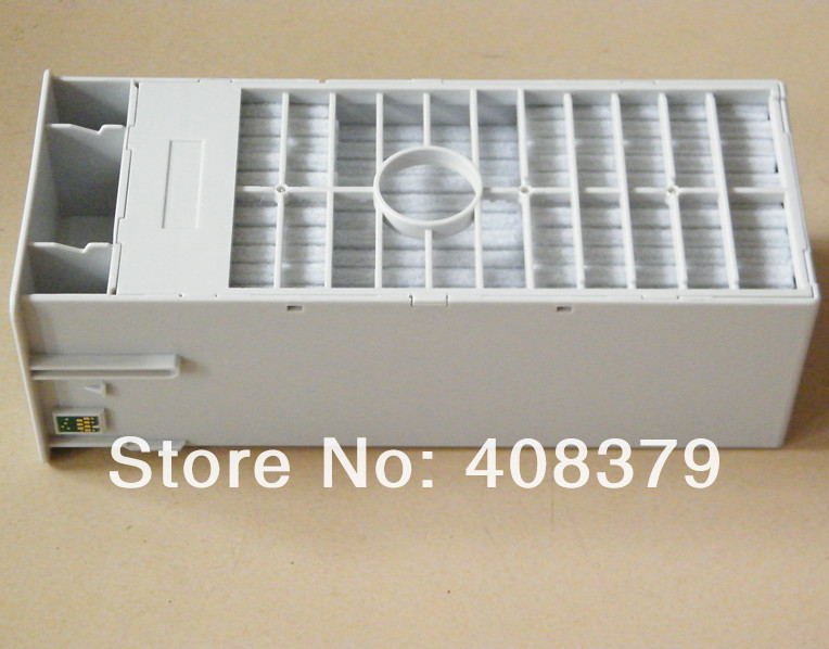 Maintenance tank  with chip for EP 7700 9700 7710 9710 printer waste ink tank maintenance tank with chip for epson 7700 9700 7710 9710 printer