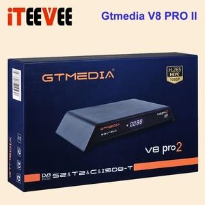 Image 4 - 在庫今gtmedia V8 Pro2 DVB S/S2/S2X、dvb + t/T2/ケーブル (J83.A/b/c)/isdbtエージェントbulit wifiサポートフルpowervu、dre & bissキー