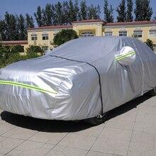 Лучшее качество! Специальные автомобильные чехлы на заказ для новых Toyota Camry Водонепроницаемый солнцезащитный автомобильный чехол для Camry