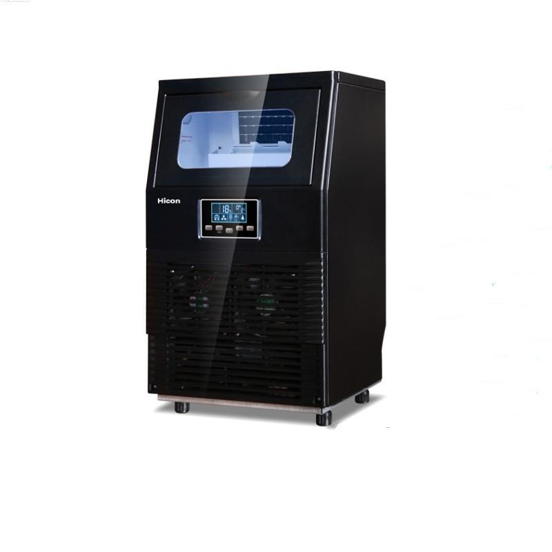 2019 Neuer Stil Eismaschine Kommerziellen Verwenden Wasser Bar Bar Ice Cube Maschine Voll Automatische Haushalts Schnelle Eis, Der Maschine