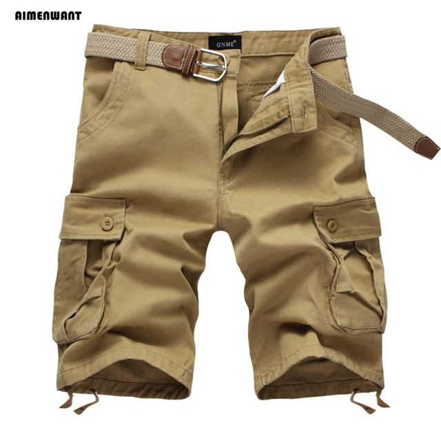 Aliexpress.com : Buy AIMENWANT Big and Tall Fat Chino Shorts ...