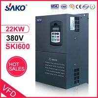 Sako 380V 22KW VFD High Performance Vector Frequency Inverter of Three Phase