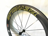 High Quality 100 12K 3K UD Carbon 45mm 50mm 60mm Fiber Clincher Carbon Road Wheelset Cheap