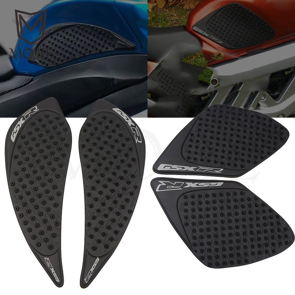 For Suzuki GSXR1000 GSX R1000 GSXR GSX R 1000 2007 2008 2009 2015 Motorcycle Gas Fuel Tank Pad Tankpad Protector Sticker Decal