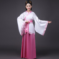 Hot Hanfu National Costume Ancient Chinese Cosplay Costume Ancient Chinese Hanfu Women Hanfu Clothes Lady Chinese Stage Dress