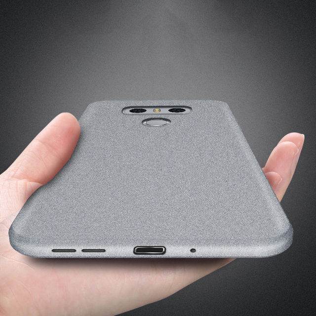 Ultra Slim Matte Phone Case For LG V40 G7 ThinQ V30 Soft Silicon Protective Shockproof Cover For LG Q8 Q6 Mini G4 G5 SE G6 Coque