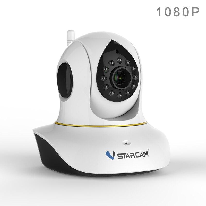 Vstarcam Surveillance-Camera Security-Internet Wireless C38S Tilt/night-Vision